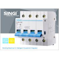 China CCC/ISO9001 230/240V 80A 4p load disconnect isolator switch mini breaker MCB wholesale