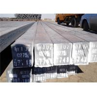 China Hot Rolled Square Mild Steel Billets Grade Q235 130 mm x 130 mm for Angle Bar wholesale