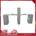 China BQ!! antique beauty nail salon equipment manicure nail table , used pedicure manicure desk wholesale price wholesale