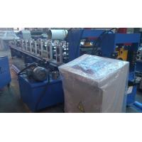 China Automatical 5.5 Kw Top Ridge Cap Roll Forming Machine Manual wholesale