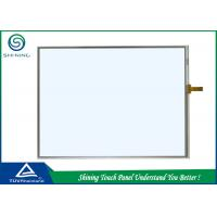 China Industry 15 Inch 4 Wire Resistive Touch Panel For Laptop , Touch Sensor Panel on sale