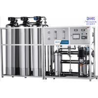 China Cosmetic Production Process 0.5T/H SUS316L RO Water Treatment Equipment/High Product wholesale