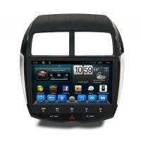 Buy cheap Android Car Radio Stereo Bluetooth ASX RVR MITSUBISHI Navigator from wholesalers