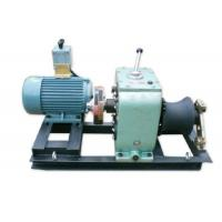 China 5 Ton Electric Cable Winch Puller Wire Rope Winch Machine With 380 /220 Voltage on sale