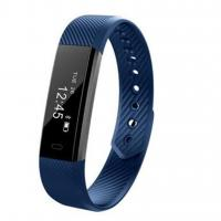 Quality ID115 Plus Wristband Sport Heart Rate Smartband Fitness Tracker  Smart Watch Smart Bracelet for sale