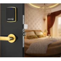 China High quality electric hotel door lock, electronic digital door lock, cylindrical door lock wholesale