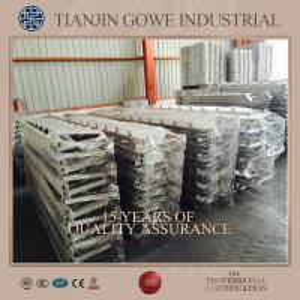 China Full welding Metal scaffolding step ladder platform for building wholesale