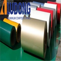 China 1100 5005 H24 Color Coated Aluminum Coils For Composite Panels wholesale