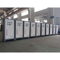 China Micro Box Type Mobile Nitrogen Gas Generator 0.1-0.65 Mpa For Tyre Gas Charging wholesale