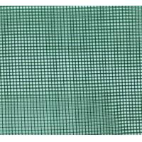 China HDPE Square Hole Size Polyester Filter Mesh For Straw Matress , One-Time Extrusion Molding Net wholesale