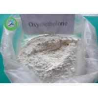 China Injectable Oral Anabolic Steroids / Oxymetholone White Powder CAS 434-07-1 wholesale