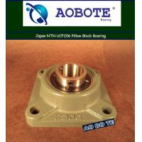 Quality Japan NTN UCF206 Pillow Block Bearing ABEC-5 , Single Row Bearing for sale