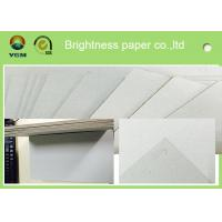 China Uncoated Legal Size Card Stock Paper , Grade AA Book Cover Paper Eco Friendly on sale