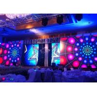 Quality Seamless P12.5 Indoor Rental LED Display With Vivid Image High Contrast Ratio for sale