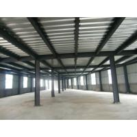 Wholesale High Strength Garage Steel Frame With Colored Steel Sheet And Frp Lighting Tiles from china suppliers