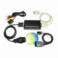 China MCU Controlled Interface, Used for Mercedes Benz Car-soft wholesale