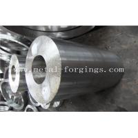 China 34CrNiMo6 4140  42CrMo4  steel Sleeve Coupling Blank DNV ABS BV Nk KR Quench And Tempering  Customized wholesale