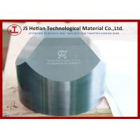 Wholesale Strength 3300 MPa Tungsten Carbide Tools 6 Facet anvil for producing synthetic diamond from china suppliers