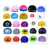 China OEM&ODM swim hat .profeeional factory wholesale