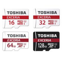 China Toshiba 16GB 32GB 64GB 128GB Micro SD SDHC SDXC MicroSDXC lot Class10 48MBs Card wholesale