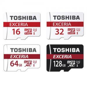 Quality Toshiba 16GB 32GB 64GB 128GB Micro SD SDHC SDXC MicroSDXC lot Class10 48MBs Card for sale