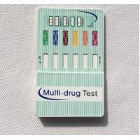 China 99.5% Accuracy Diagnostic Test Kits 6 Panel Screening Drug For Free Workplace wholesale