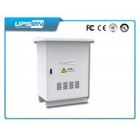 China Outdoor UPS System for Oudoor Telecom with Sealing Level IP55 and Anti Cold / Hot Function wholesale