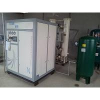 China Food Industry PSA Nitrogen Generator whole System For Beer / Snack / Milk / Red Wine wholesale