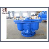 China Air Release Water Pressure Relief Valve PN10 Pressure Ductile Iron Body Epoxy Powder Coated wholesale