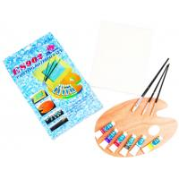 China Small Art Painting Set Oil Painting Kits For Adults High End Stretched Canvas Attached wholesale