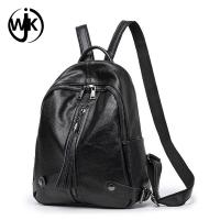 China Factory Lady Bags Multi-function Genuine Leather Travel Outdoor Lady Backpack Waterproof Custom leather backpack wholesale