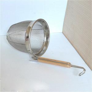 China Deep bowl Noodle Strainer 5.5'' on sale