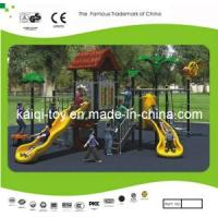 China Chileren Train Tree House Series Outdoor Playground Equipment (KQ10056A) wholesale