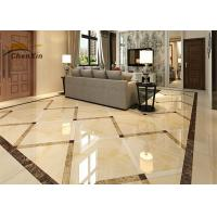 China Crush Resistant Polished Porcelain Wall Tiles Formaldehyde Free For Villa wholesale