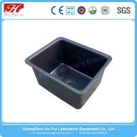 China Chemical Resistant Lab Fittings School Laboratory Water Sink Mounting wholesale