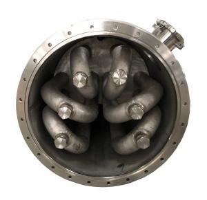 Intercambiador De Calor Spiral Coil Heat Exchanger PTFE Gasket Heat Transfer Function