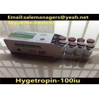 China Injectable Hygetropin Hgh Weight Loss Hormones Cas 96827-07-5 For Fat Mobilization wholesale