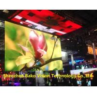China Outdoor Digital LED Video Display Screen Panel Wall P3.91 5500 Nits Brightness wholesale