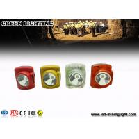 China Colorful Gl2.6 Cordless Led Mining Light Headlamps With 2.6ah Battery Capacity wholesale