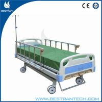 how to put side rails on a hospital bed