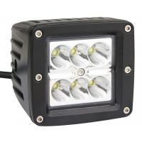 China IP 67 24W Flush Mount Led Pods , ATV / SUV / UTV 1500LM Cree Led Pod Lights wholesale