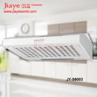 Quality activated carbon filter stainless steel commercial kitchen hood JY-S6003 for sale