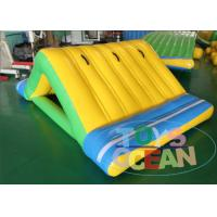 China Floating Aqua Toys Mini Inflatable Water Park Slide For Swimming Pool Airproof wholesale