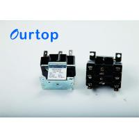 China AC Relay Switch Air Conditioner Relay With 208-240 VAC Coil Voltage Overload Protection wholesale