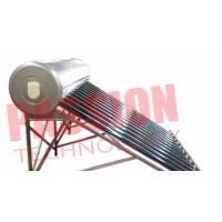 China Mirror Stainless Steel Open Loop Solar Water Heater 150 Liter For Residential wholesale