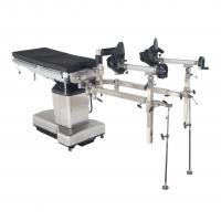 Wholesale Hydraulic Operating Table For Orthopedics Tractor , Stainless Steel Surgical Tables from china suppliers