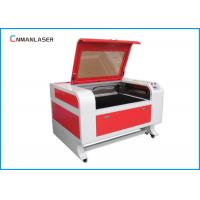 China 6090 100w Marble Granite Gum Paper CNC CO2 Laser Engraving Cutting Machine 220V on sale
