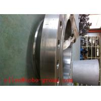 China TOBO STEEL Group  C207 class B class D ASTM A182 F316L steel-ring flange on sale