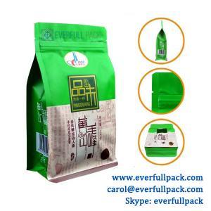 China Hot sale Excellent Heal Sealing Moisture-Proof aluminium foil bags,tea bag tea packing bag,packing bags flat bottom bag on sale
