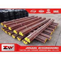 China High hardness B2 Material Grinding Rods Forged Grinding Steel Bar wholesale
